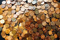 Pennies are the lowest denomination of American currency but believed to have health benefits other coins do not. Copper has also been shown to offer health benefits. Lots Of Money, Extra Money, Penny Date, Make Money Online, How To Make Money, Rare Pennies, Tax Attorney, Google Ads, Le Web