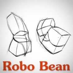 How to Draw Structure in the Body – Robo Bean