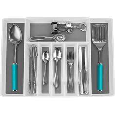 Kitchen Drawer Organization, Spice Organization, Kitchen Organizers, Kitchen Storage, Cabinet Organizers, Organizing, Bathroom Store, Office Bathroom, Kitchen Office