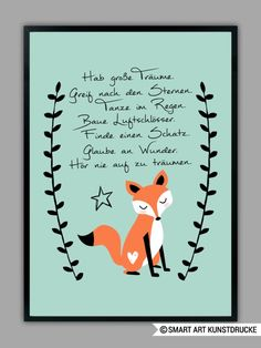 """Most up-to-date Pic Original print - """"HAB BIG DREAMS"""" art print in mint . - a designer piece . Tips Got kids ? Then you know that their stuff winds up practically throughout the home! Baby Room Boy, Baby Room Decor, Baby Quotes, Family Quotes, Smart Art, Dream Art, Decoration Table, Woodland Nursery, Birthday Quotes"""