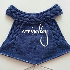 Knitting knitting # # # # hand hoby örgümodel of the # # # vest beret booties # # # cardigan # croched handiwork . Vest Outfits, Girl Outfits, Suspenders For Kids, Baby Coat, Knit Skirt, Overall, Baby Sweaters, Knitting Designs, Top Pattern