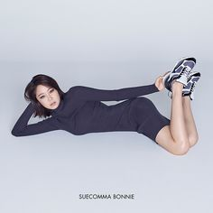 Suecomma Bonnie F/W 2015 Ad Campaign Feat. Gong Hyo Jin | Couch Kimchi