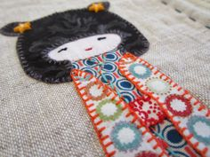 mantelito japones unipersonal patchwork
