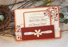 Virginia Tech Wedding invites! A hokie good time.
