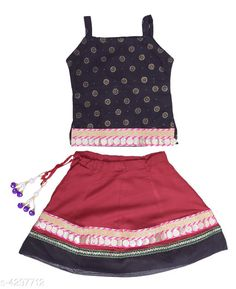 Checkout this latest Lehanga Cholis Product Name: *Cute Kid's Girl's Lehanga Cholis* Sizes:  5-6 Years Easy Returns Available In Case Of Any Issue   Catalog Rating: ★4 (399)  Catalog Name: Adorable Pure Rayon Kid's Girl's Lehanga Choli Sets Vol 1 CatalogID_616055 C61-SC1137 Code: 123-4297712-567