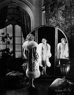 Film Noir Photos: Reflections: Vilma Banky