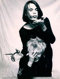 Thom Yorke & Jonny Greenwood, Radiohead: