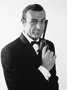 """#SeanConnery in #JamesBond """"From Russia with love"""" 1963 -- #BowTie"""