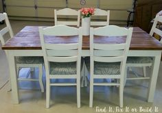 Ikea Dining Table Hack   Find It, Fix It or Build It