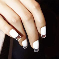 Glass Nails... These are awesome!
