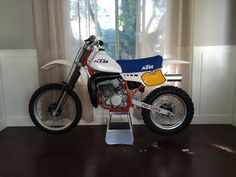 1984- KTM 495MC