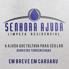 Criação Logotipo Senhora Ajuda.