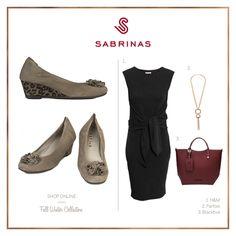Sabrinas QATAR TAUPE.|| The QATAR TAUPE Sabrinas. #Sabrinas #Trends #Shoes #Look #MadeInSpain #FW1415