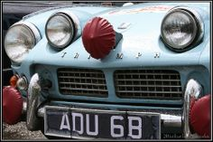 Triumph Spitfire ADU 6 B .. 1964 Tour de France ..1965 Monte Carlo rally ..