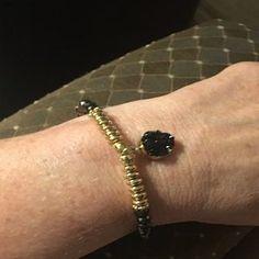 3c13612dc0c0 Stackable Bracelets + Beaded bracelets + Erimish Inspired + Marble +  Jewelry + Bracelets + Bridesmaid Gifts + Stretchy Bracelet + Boho