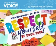 Red Ribbon Week 2015: Respect Yourself - Be Drug Free! | Don't Wait to Talk to Your Child About Drugs