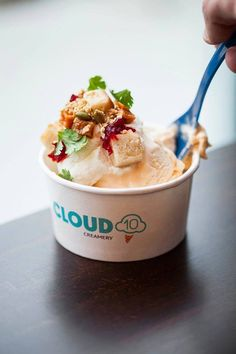 15) Cloud 10 Creamery - Houston