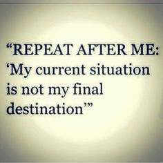 That's one I definitely have to remember. #Destination