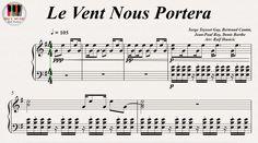 Le Vent Nous Portera - Noir Désir, Piano https://youtu.be/Bic-D0GwDRY