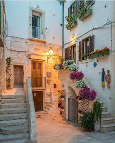 Polignano a Mare Puglia, Italia