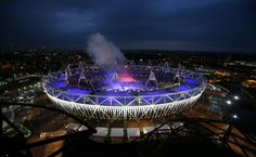 2012 Olympic games stadium