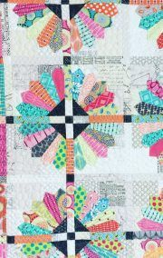 Daisy Quilt Pattern - Color Girl Quilts by Sharon McConnell