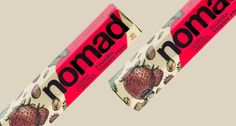 Snack Nomad on Packaging of the World - Creative Package Design Gallery