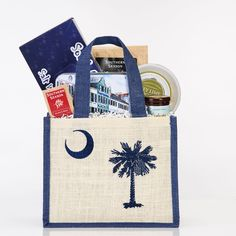 Palmetto State Tote - Gift Baskets, Towers & Samplers - Gifts & Gift Baskets The