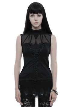 Women's Clothing Radient Punk Rave Gothic Black Retro Lace Halloween Party Dress Women Novelty Christmas High Neck Court Long Dress Evening Party Dress