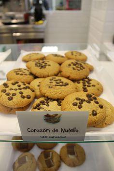 Afri´s Cookies > Galletas!. Malasaña