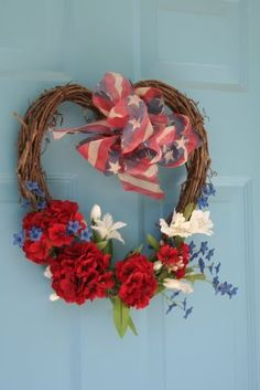 Memorial Day Wreath  :)