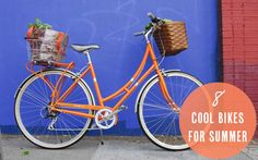 8 cool vintage style bikes for summer
