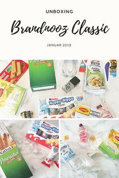 Die Brandnooz Box beglückt uns jeden Monat mit vielen verschiedenen Lebensmittel für die ganze Familie! Das volle Unboxing der April Box gibt es auf dem Blog.