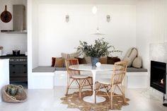 Kara Rosenlund: dining area