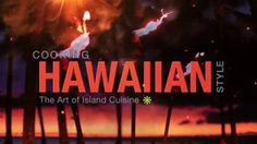 This is a trailer for our TV series: Cooking Hawaiian Style.  All of our episodes are now available to watch On-Demand at the following link: https://vimeo.com/ondemand/cookinghawaiianstyle