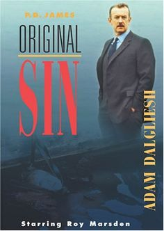 P.D. James - Original Sin ~ Roy Marsden