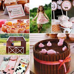 Farm party on Pinterest