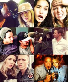 Arrow cast <3