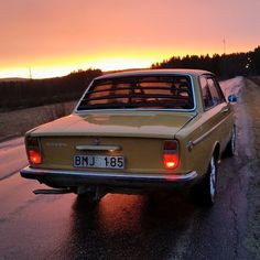 Volvo 142 1968