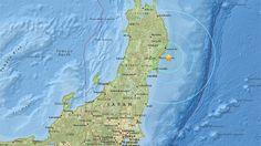 6.8 earthquake strikes off Japan's Honshu Island - RT #Japan, #Earthquake, #World