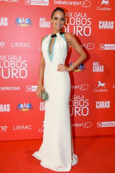Sara Matos #redcarpet #globosdeouro