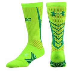 Under Armour Curry Undeniable Sock #StephenCurry #Basketball