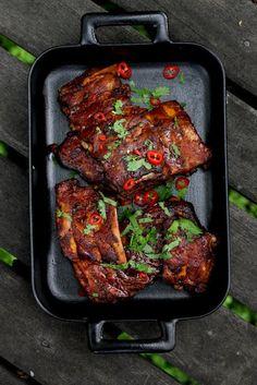 Pata porisee: Hitaat ribsit Tandoori Chicken, Street Food, Bbq, Ethnic Recipes, Barbecue, Barrel Smoker