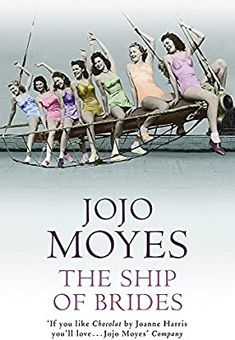 The Ship of Brides: Moyes, Jojo: 9780340830109: Amazon.com: Books Joanne Harris, Good New Books, Page Turner, Historical Fiction, Book Lists, Nonfiction, Book Worms, Brides