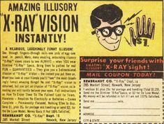 1970'S Fads | Comic Book Cons: Hilarious Vintage Gadget Advertisements