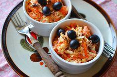 Salata Waldorf Paella, Meat, Chicken, Ethnic Recipes, Food, Salads, Essen, Meals, Yemek