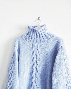 Patron Darwin de Marcelle & Clo / patron pour tricoter un pull