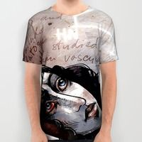 All Over Print Shirts featuring Hope by Arte Cluster