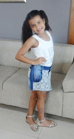 luluzinha kids ❤ love fashion ❤ Luiza, indo para o cinema com look fashion da Luluzinha, linda.... — com Luluzinha Divinópolis.