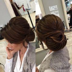 #artak_hairstylist #wakeupandmakeup #vegas_ney #hudabeauty @vegas_nay @hudabeauty @wakeupandmakeup Baby Girl Hairstyles, Fancy Hairstyles, Bride Hairstyles, Bridal Hair Updo, Bridal Hair And Makeup, Hair Makeup, Peinado Updo, Bridal Hair Inspiration, Hair Upstyles